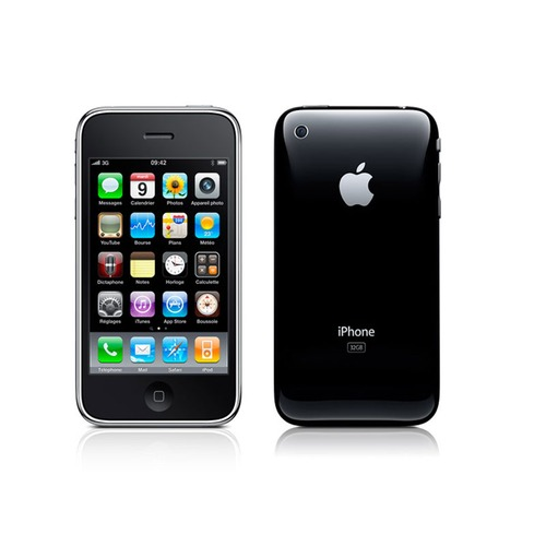 apple iphone 3g 8 go blanc reconditionn top achat. Black Bedroom Furniture Sets. Home Design Ideas