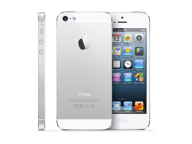 apple iphone 5 32 go 4 blanc reconditionn premium top achat. Black Bedroom Furniture Sets. Home Design Ideas