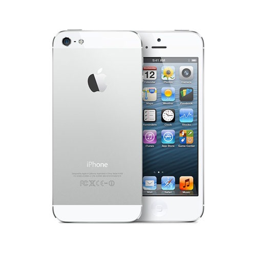912fecf2df6e32 Apple iPhone 5 64 Go Blanc, 4