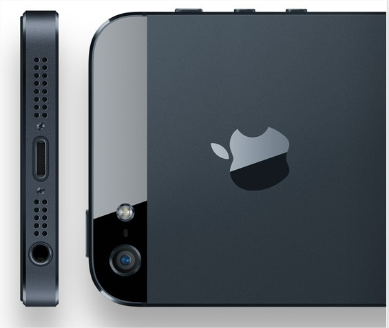 apple iphone 5 gris sid ral 16 go 4 reconditionn top achat. Black Bedroom Furniture Sets. Home Design Ideas