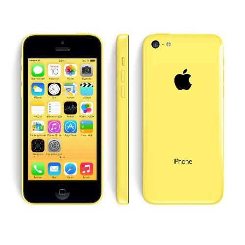 apple iphone 5c 16 go jaune 4g 4 reconditionn tr s. Black Bedroom Furniture Sets. Home Design Ideas
