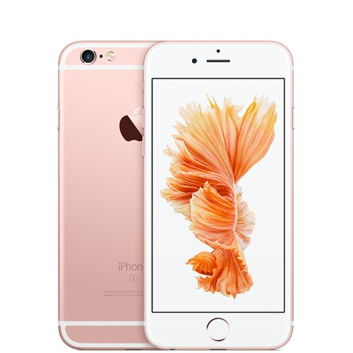 apple iphone 6s or rose 16 go 4 7 hd reconditionn. Black Bedroom Furniture Sets. Home Design Ideas