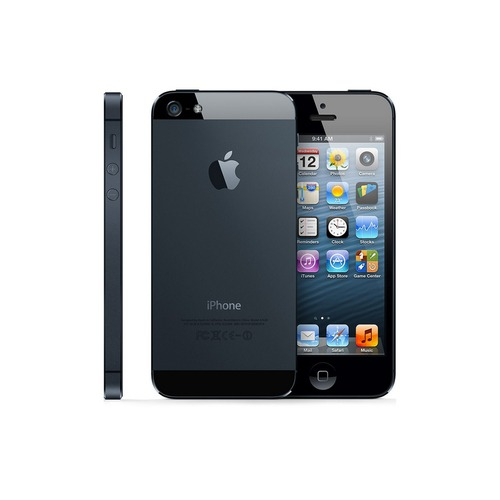 apple iphone 5 64 go noir reconditionn premium top achat. Black Bedroom Furniture Sets. Home Design Ideas