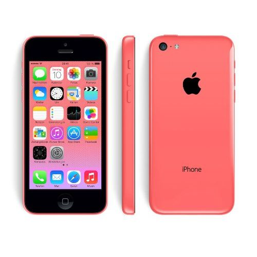 apple iphone 5c 16 go rose 4g 4 reconditionn premium. Black Bedroom Furniture Sets. Home Design Ideas