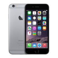 Apple iPhone 6 Gris Sidéral, 64 Go, 4.7 HD (Reconditionné Grade A)