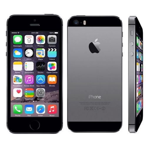 apple iphone 5s 16 go gris 4g 4 reconditionn bon tat top achat. Black Bedroom Furniture Sets. Home Design Ideas