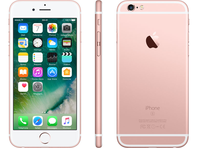 apple iphone 6s plus 64 go 4g rose reconditionn premium top achat. Black Bedroom Furniture Sets. Home Design Ideas