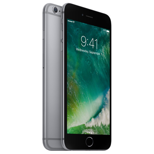 apple iphone 6s gris sid ral 64 go reconditionn tr s bon tat top achat. Black Bedroom Furniture Sets. Home Design Ideas
