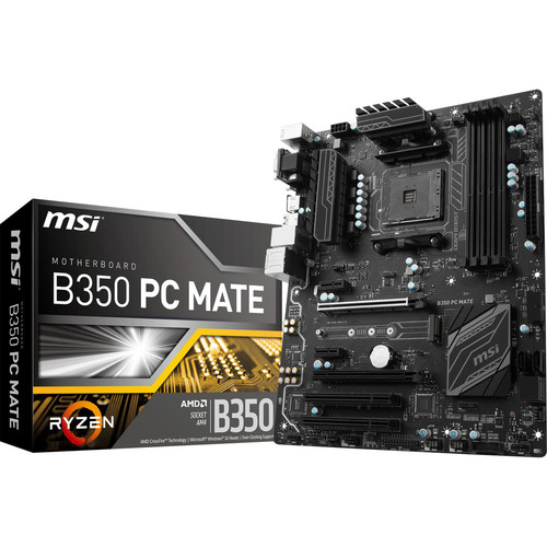 MSI B350 PC MATE (occasion)
