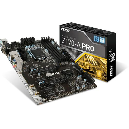 MSI Z170-A PRO (occasion)