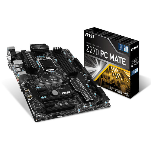 MSI Z270 PC MATE (occasion)