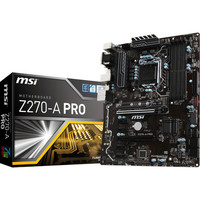 MSI Z270-A PRO (occasion)
