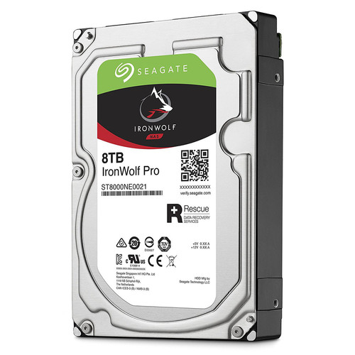 Seagate IronWolf Pro, 8 To (occasion)