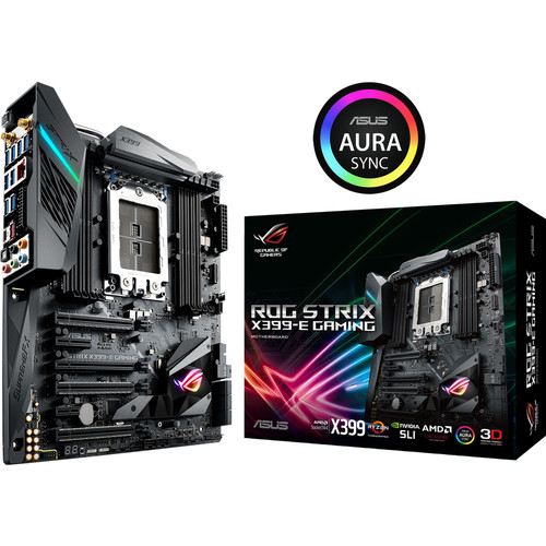 Asus ROG STRIX X399-E GAMING (occasion)