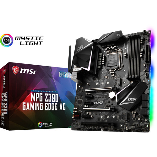 MSI MPG Z390 GAMING EDGE AC (occasion)