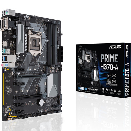 Asus PRIME H370-A (occasion)