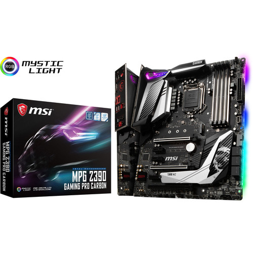 MSI MPG Z390 GAMING PRO CARBON (occasion)