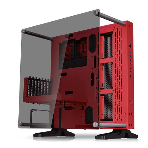 Thermaltake Core P3 TG, Rouge (occasion)