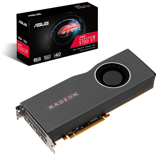 Asus Radeon RX 5700 XT, 8 Go (occasion)