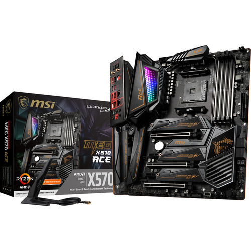 MSI MEG X570 ACE (occasion)