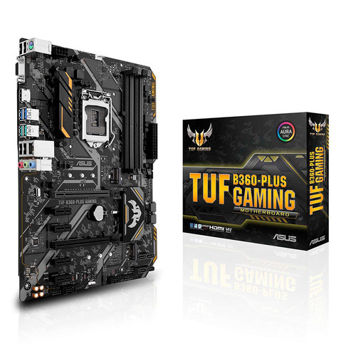 Asus TUF B360 PLUS-GAMING (occasion)