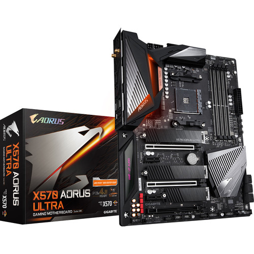 Gigabyte X570 AORUS ULTRA (occasion)