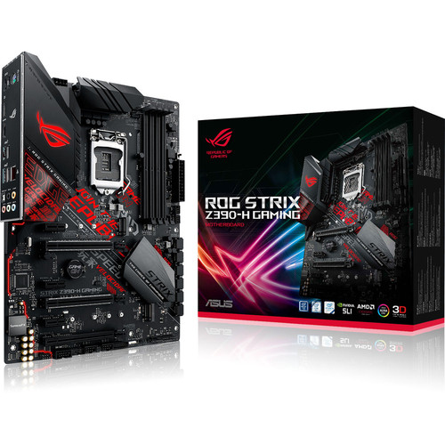 Asus ROG STRIX Z390-H GAMING (occasion)