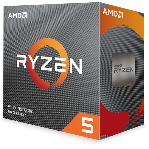 AMD Ryzen 5 3600 (3.6 GHz) (occasion)