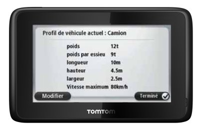 gps poids lourds tomtom pro 7150 europe top achat. Black Bedroom Furniture Sets. Home Design Ideas