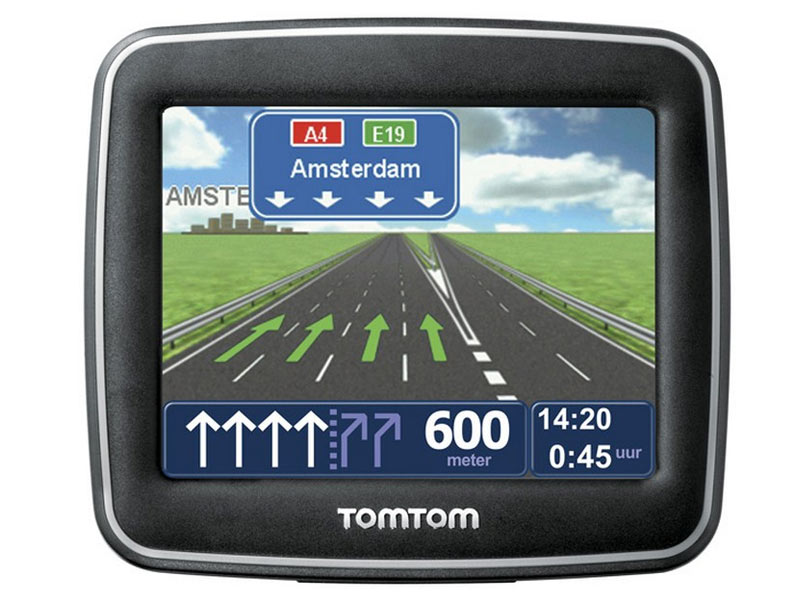 GPS TomTom Start Classic Western