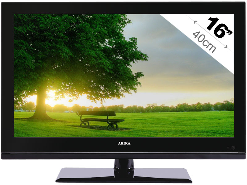 tv led akira led b07tu16h 40 cm top achat. Black Bedroom Furniture Sets. Home Design Ideas