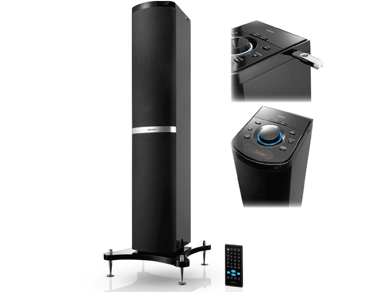 tour audio bluetooth lenco btt 1 top achat. Black Bedroom Furniture Sets. Home Design Ideas