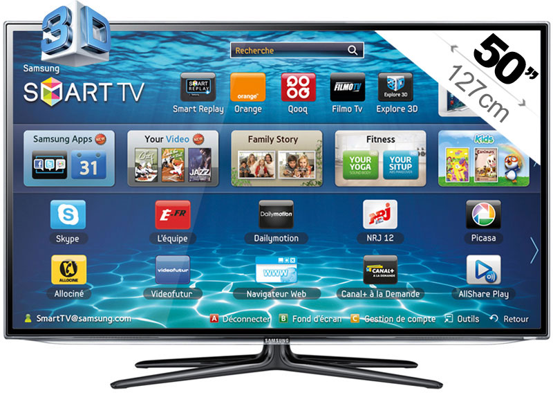 TV LED - LCD - Achat Vente pas cher - Cdiscount