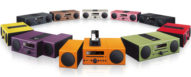 micro cha ne cd station d 39 accueil ipod iphone usb mcr 042. Black Bedroom Furniture Sets. Home Design Ideas