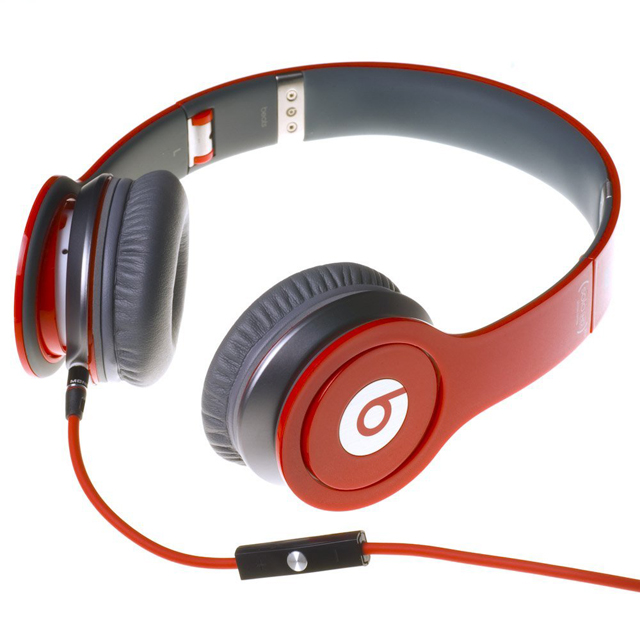 casque beats solo hd ct red top achat. Black Bedroom Furniture Sets. Home Design Ideas