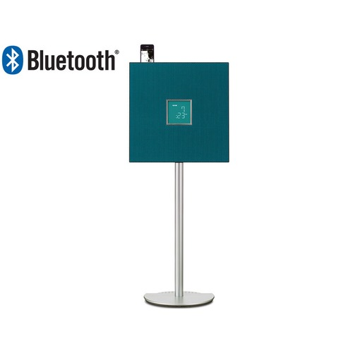 chaine hifi bluetooth usb dock ipod iphone vert emeraude. Black Bedroom Furniture Sets. Home Design Ideas