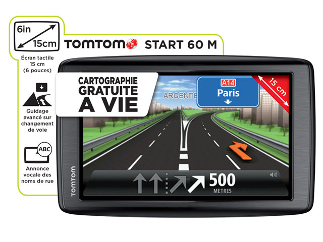 gps tomtom start 60m europe top achat. Black Bedroom Furniture Sets. Home Design Ideas