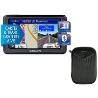GPS Garmin N�vi 2595 LMT Europe + Housse