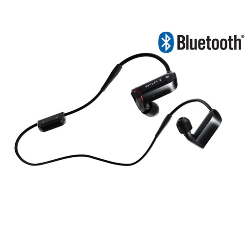 ecouteurs intra auriculaires sans fil bluetooth sony xbabt75 noir top achat. Black Bedroom Furniture Sets. Home Design Ideas
