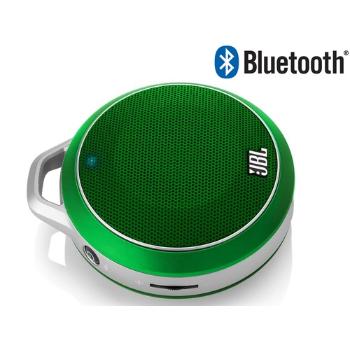 enceinte nomade sans fil bluetooth jbl micro wireless vert top achat. Black Bedroom Furniture Sets. Home Design Ideas