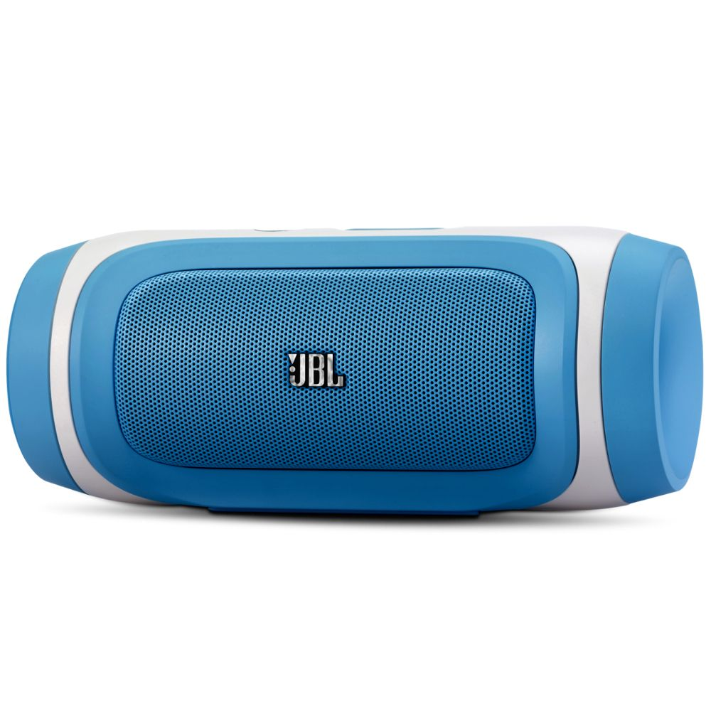 enceinte nomade sans fil jbl charge bleu top achat. Black Bedroom Furniture Sets. Home Design Ideas