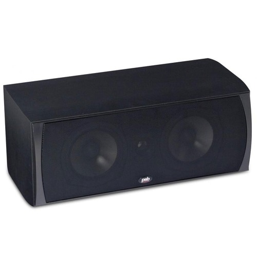 enceinte centrale psb speakers alpha c1 fr ne noir top achat. Black Bedroom Furniture Sets. Home Design Ideas