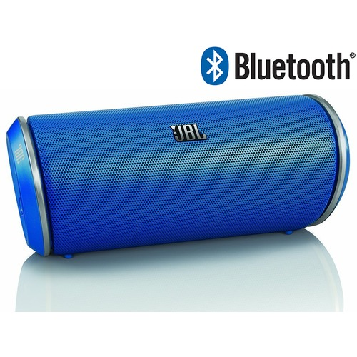 enceinte nomade sans fil bluetooth jbl flip bleu top achat. Black Bedroom Furniture Sets. Home Design Ideas