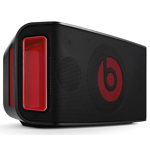 enceinte nomade sans fil bluetooth beats beatbox portable v2 noir top achat. Black Bedroom Furniture Sets. Home Design Ideas