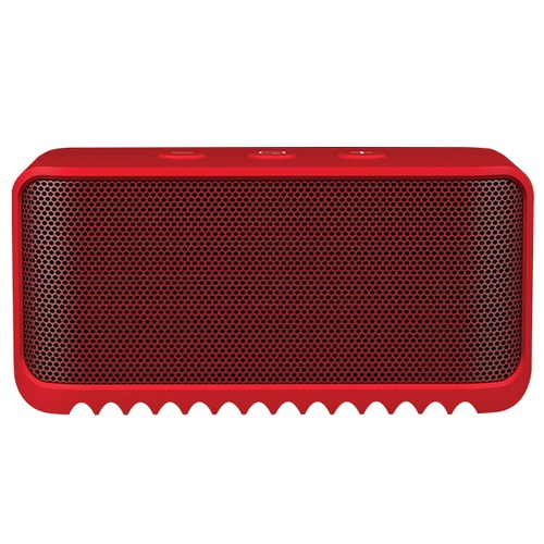 enceinte nomade sans fil bluetooth jabra solemate mini rouge top achat. Black Bedroom Furniture Sets. Home Design Ideas
