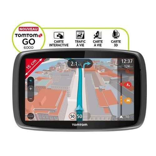 gps tomtom go 6000 europe top achat. Black Bedroom Furniture Sets. Home Design Ideas