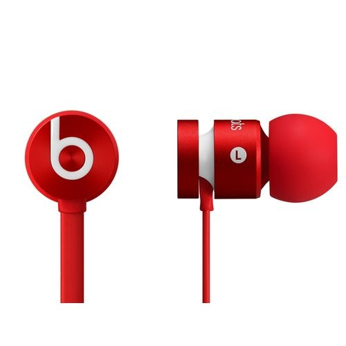 Ecouteurs intra auriculaires Beats urBeats Rouge | Top Achat