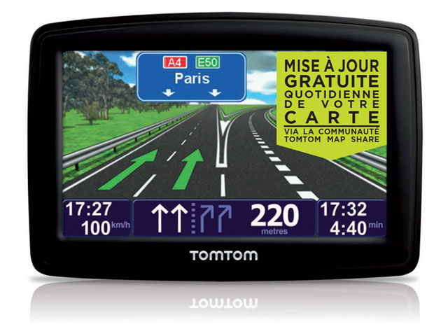 gps tomtom xl classic europe cartographie vie top achat. Black Bedroom Furniture Sets. Home Design Ideas