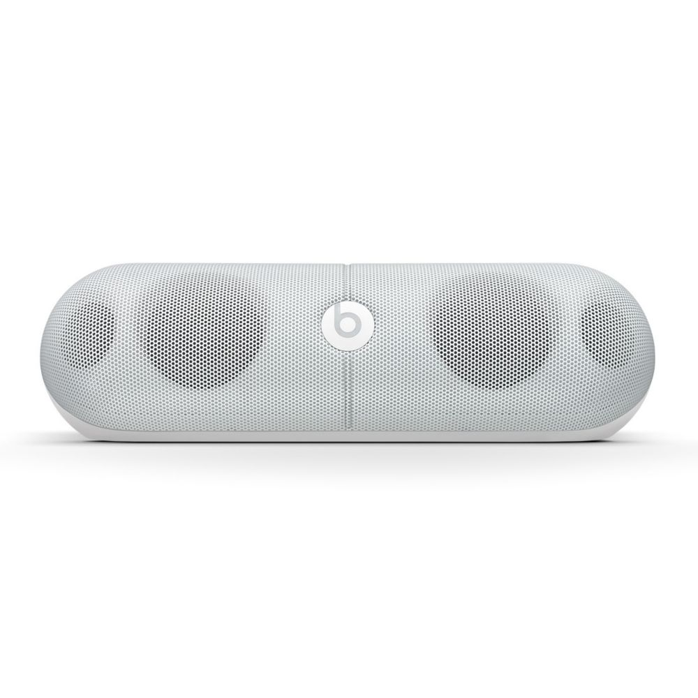 enceinte nomade sans fil bluetooth beats pill xl blanc top achat. Black Bedroom Furniture Sets. Home Design Ideas