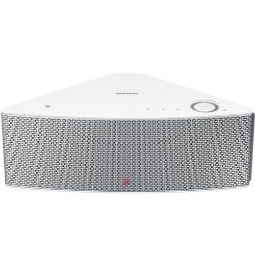 Enceinte de salon sans fil samsung wam 551 blanc top achat for Enceinte bluetooth de salon